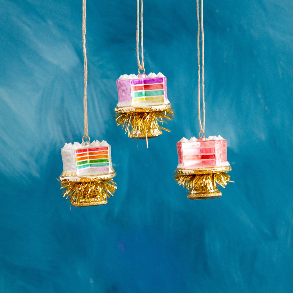 Layer Cake Ornament