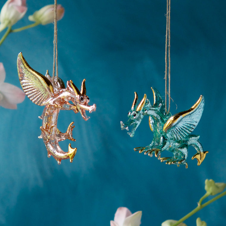 Dragon Ornament (2 Assortment)