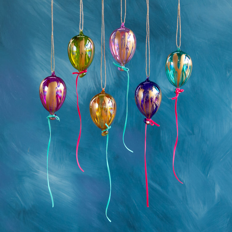 Party Balloon Ornament