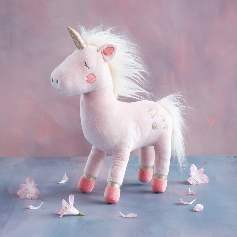 Adopt A Unicorn, Cotton Candy Pink