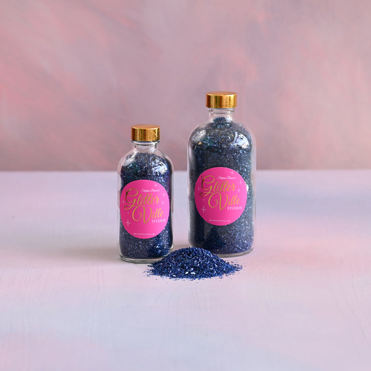 Bumble Berry Glass Glitter