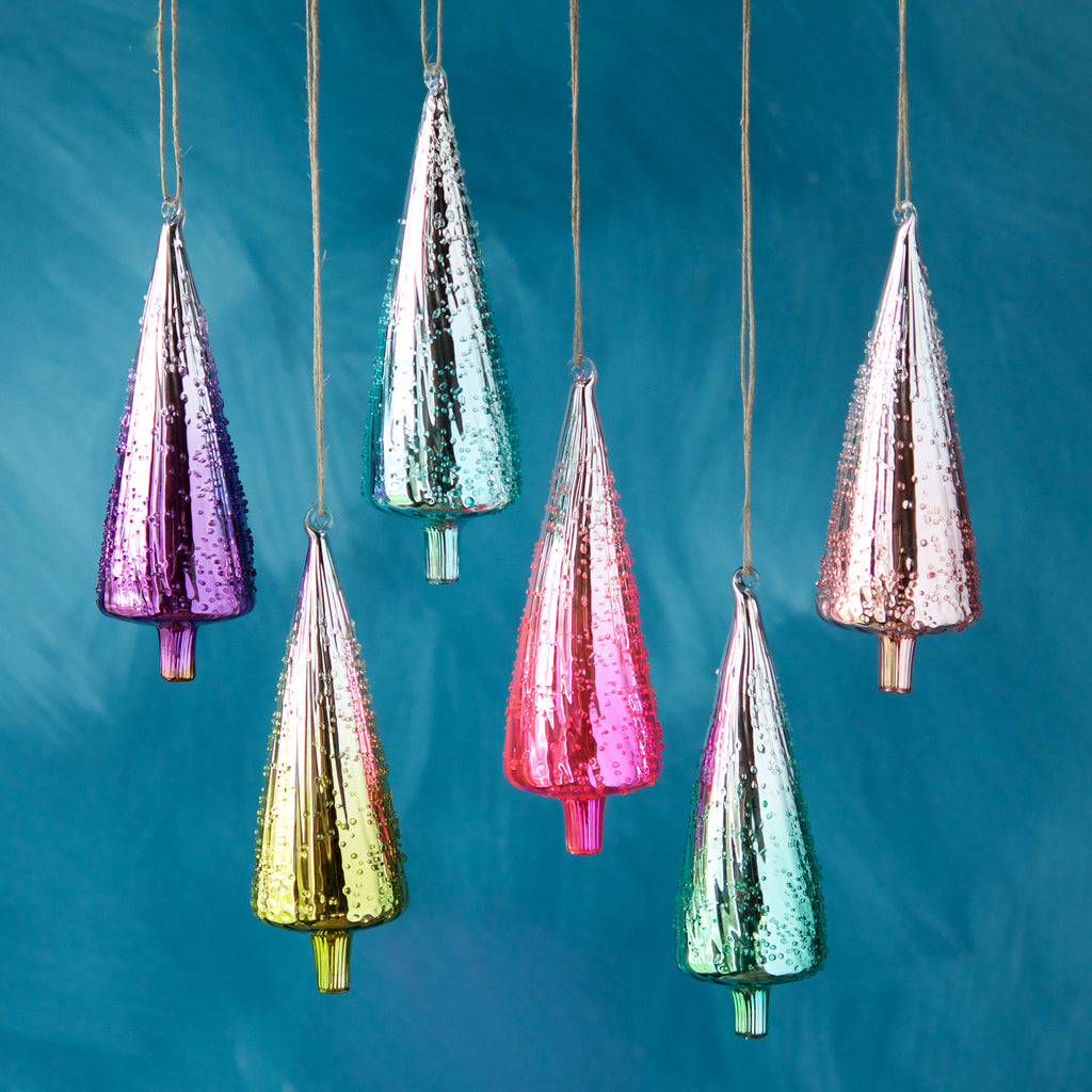 Speckle Ombre Tree (6 Assortment)
