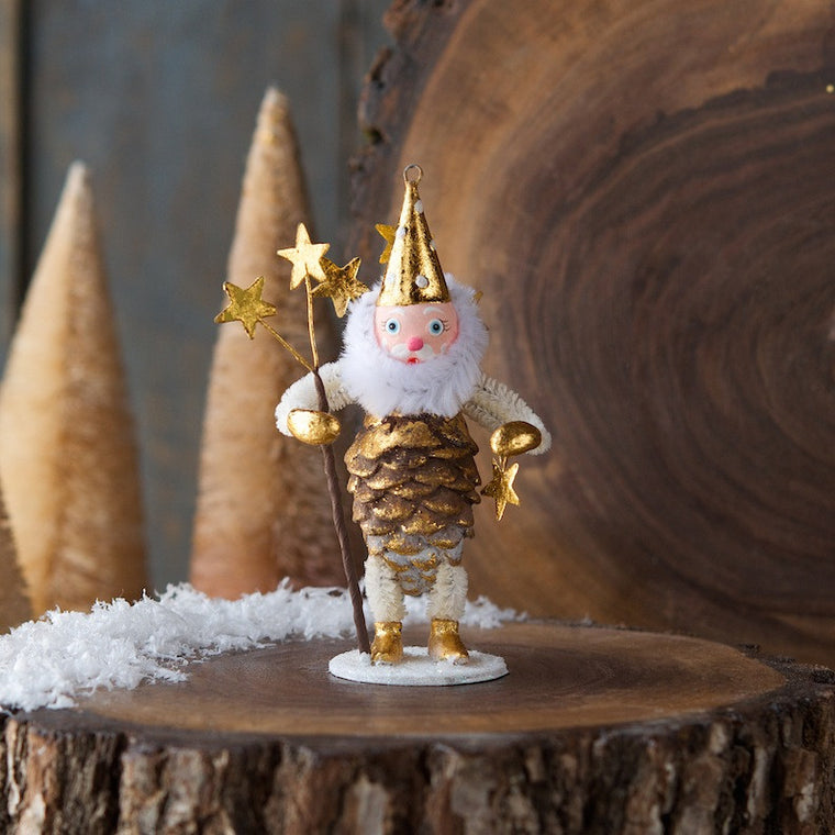 King of the Gnomes Ornament