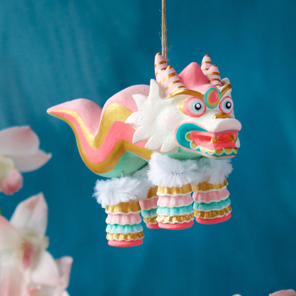 Dragon Ornament