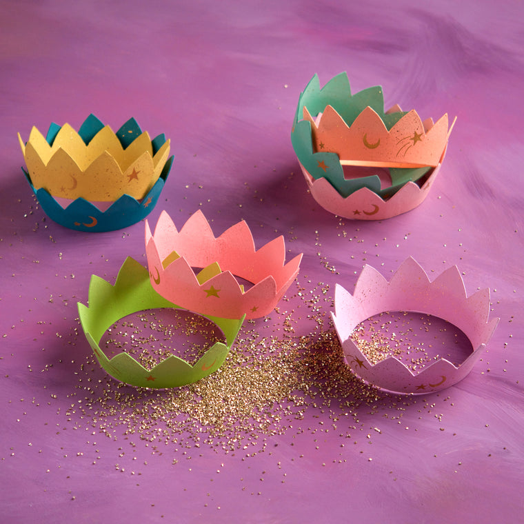 Lala Crowns (8 Assortment)
