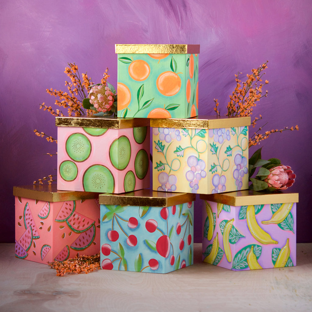 Fruity Gift Boxes (6 Assortment)