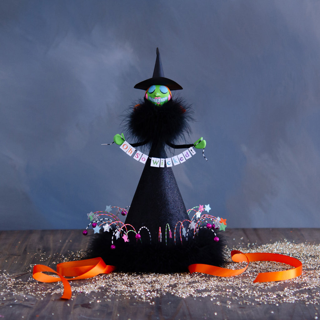 Itchy Witchy Party Hat