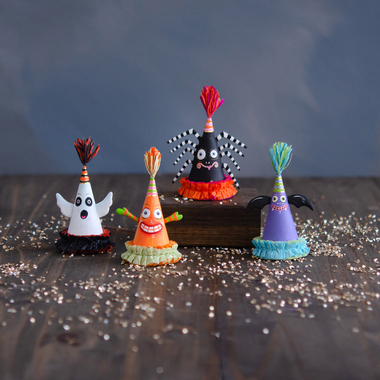 Teeny Tiny Party Hats