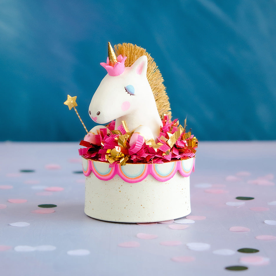 Magic Wanda Unicorn Box
