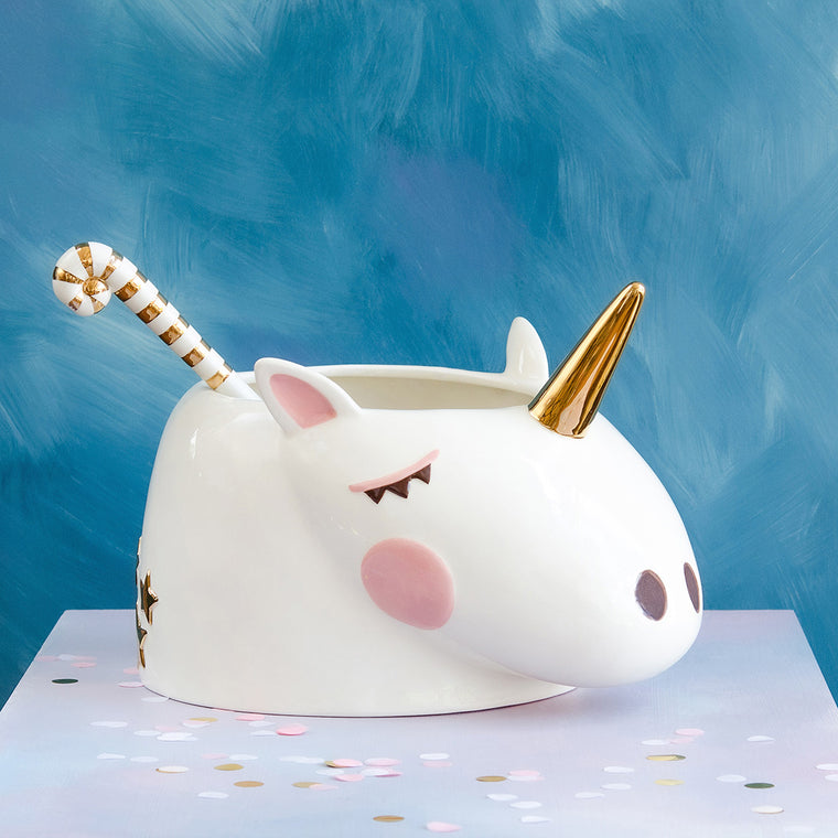 Unicorn Punch Bowl