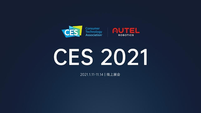 Autel Robotics at CES 2021 Recap - Drone products debut overseas