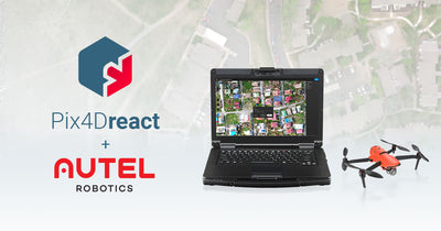 New Autel + Pix4Dreact bundle for public safety