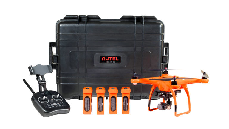The Rugged Bundle: A Complete Drone Package for Industry Pros