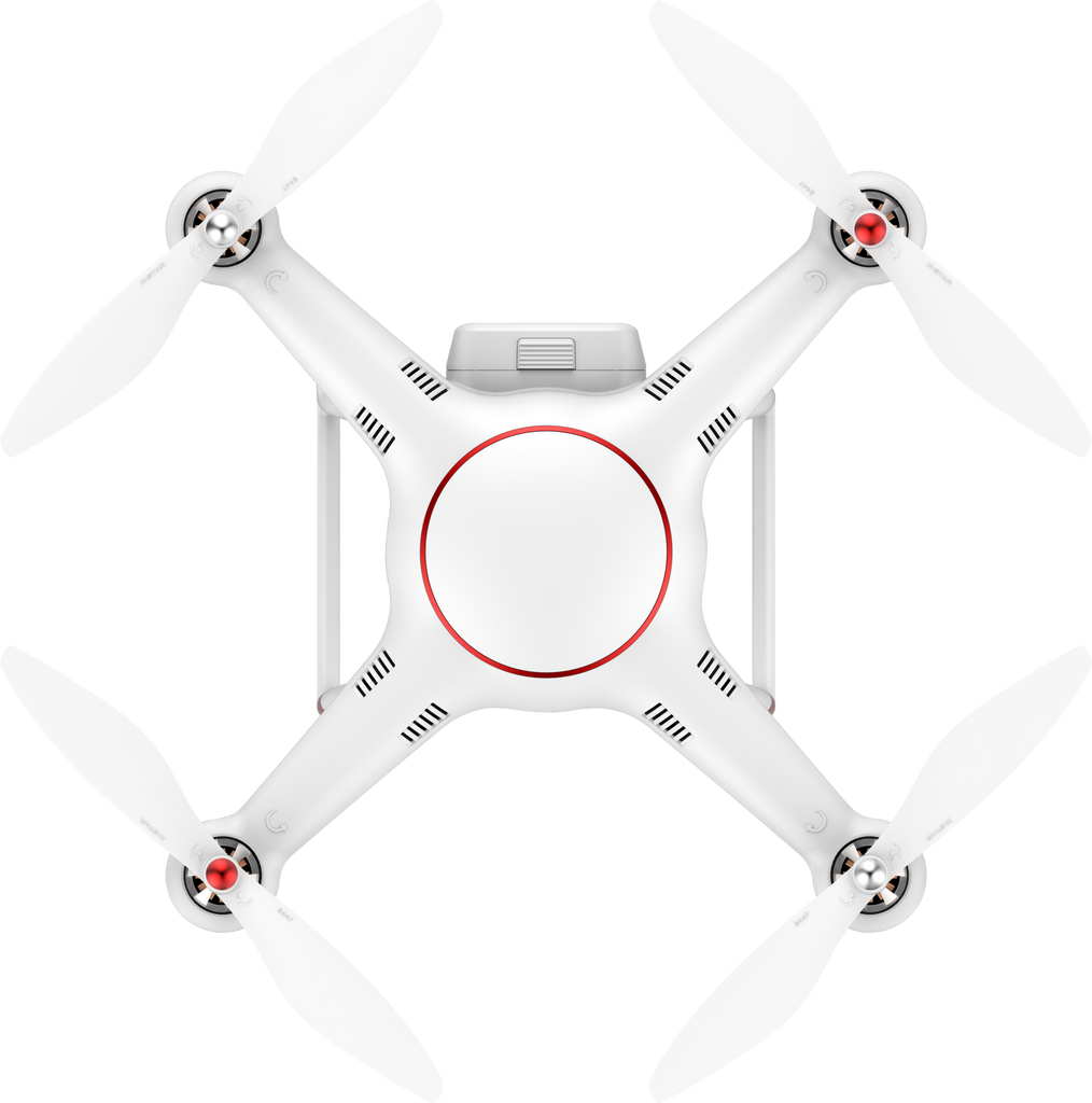 X-Star Premium (White) - Overhead View