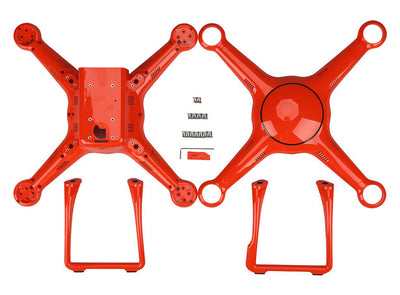 Shells & Landing Gear (Orange)