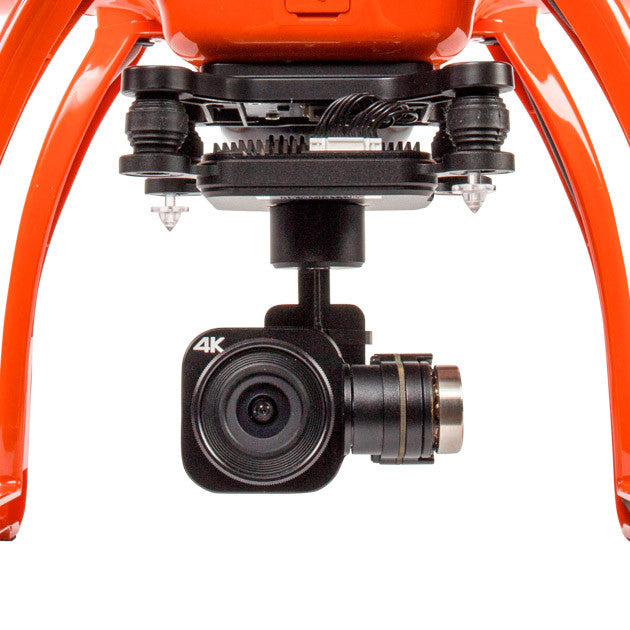 X-Star Premium (Orange) - Camera & Gimbal