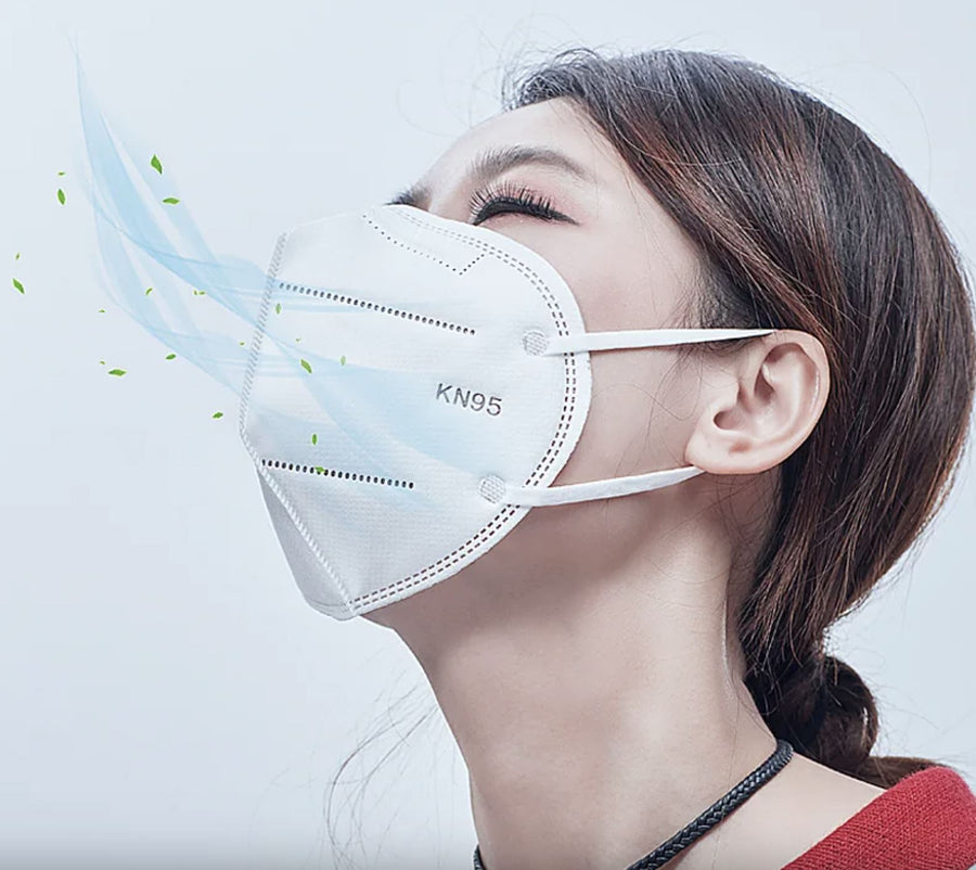 KN95 Protective Face Mask PM2.5