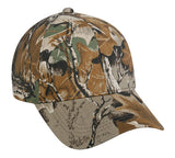 6 panel advantage classic camo hat