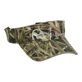 Ducks Unlimited Camo Visor