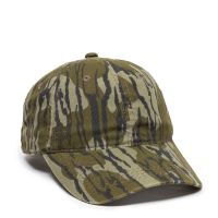 Washed Camo Hat in Bottomland