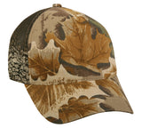5 panel mesh back advantage classic camo