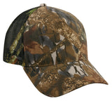5 panel mesh back original mossy oak break-up value camo