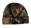 Camo Fleece Beanie, Realtree Xtra Fleece Beanie