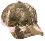 Realtree Xtra with Pink Ladies Camo hat
