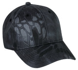 kryptek camo, unstructured camo hat, low profile camo