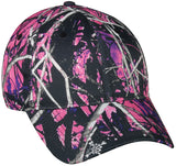 Unstructured Muddy Girl camo hat