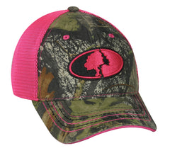 Mossy Oak Ladies Camo Hat