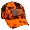 Kryptek Inferno Camo Hat