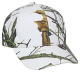Mossy Oak Winter, Adjustable camo cap