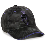 Kryptek Ladies Camo Hat in Purple