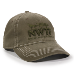 Enzyme Washed NWTF hat