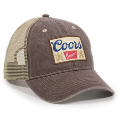 Coors Mesh Back Hat