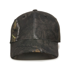Moisture Wicking Mossy Oak Eclipse Camo front view