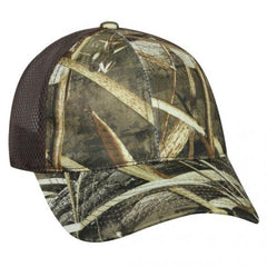 PFC-150 Realtree Max-5/Brown Camo Mesh Back Hat
