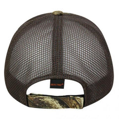 PFC-150M Max-5/Brown Back of Hat