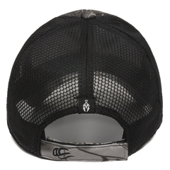 Kryptek Raid/Black Back of Hat PFC-150