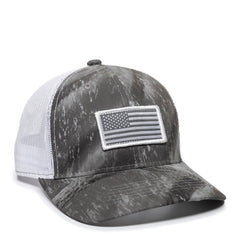 Realtree Fishing Grey