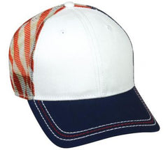 USA Flag Mesh Back Cap