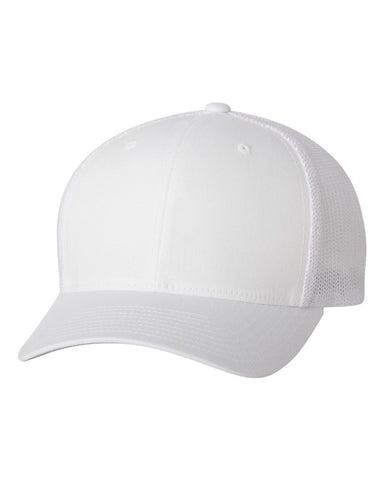 Flexfit 6511 Trucker Mesh Cap - Flexfit Brand Caps -Sport-Smart.com