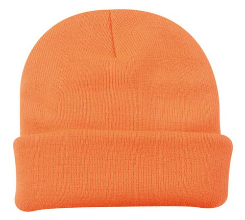 Blaze Extra Thick Watch Cap - Knit Fleece Beanie Caps -Sport-Smart.com