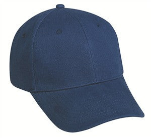 ProFlex Brushed Twill Fitted Hat - Baseball Hats -Sport-Smart.com