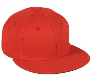 ProFlex Flat Visor Fitted Wool Cap - Baseball Hats -Sport-Smart.com