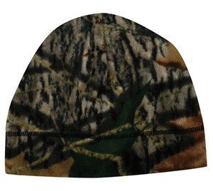 Moisture Wicking Fleece Beanie - Hunting Camo Caps -Sport-Smart.com