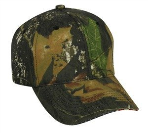 Camo Cap USA Flag Sandwich - Hunting Camo Caps -Sport-Smart.com