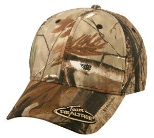 Camo Cap With Realtree Logo - Hunting Camo Caps -Sport-Smart.com