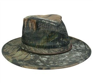 Outback Camo Hat with Mesh Crown - Hunting Camo Caps -Sport-Smart.com
